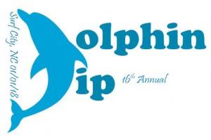 Dolphin Dip 2018 Logo