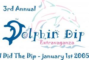 2005 Dolphin Dip Logo