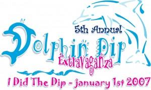 2007 Dolphin Dip Logo