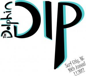 2012 Dolphin Dip Logo