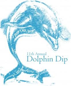 2013 Dolphin Dip Logo