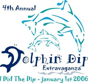 2006 Dolphin Dip Logo