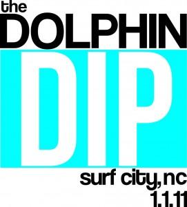 2011 Dolphin Dip Logo