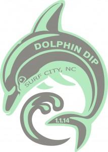 2014 Dolphin Dip Logo